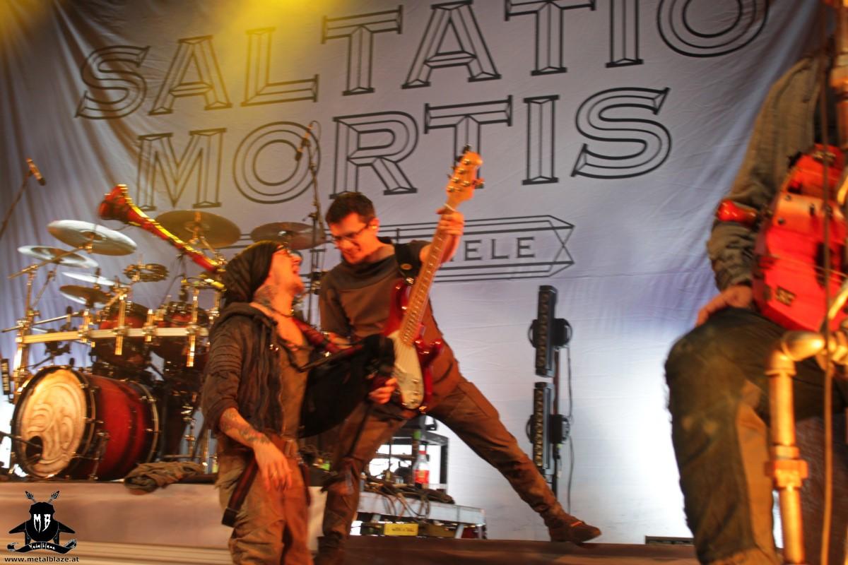 Saltatio Mortis Tour